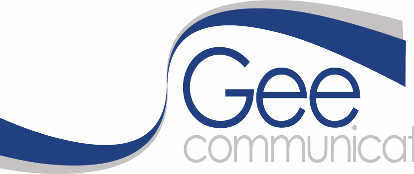 Gee Communications Website Launch