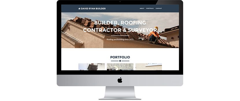 David Ryan Builder Website Launch